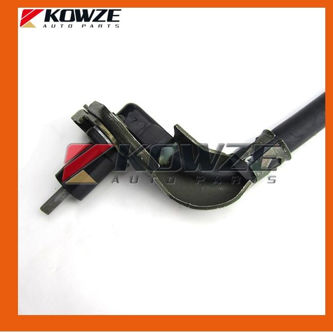 2 PINS Ön Sol ABS Sensörü Tekerlek Hızı için ISUZU RODEO, HONDA - Araba Parçaları - Fotoğraf 2