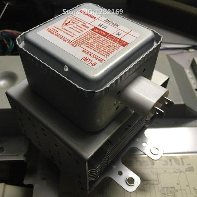 Four à micro-ondes magnétron 2M248H pour Toshiba four à micro-ondes pièces 100% nouveau