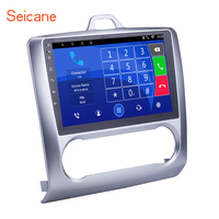 Seicane 9 Inch Touchscreen 2DIN Android 8.1/7.1 1080P headunit multimedia stereo for 2004 2011 Ford Focus Exi AT with FM AUX
