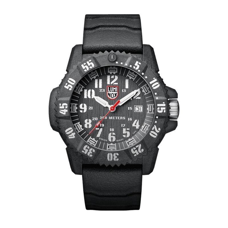 Luminox XS.3801 Sea series outdoor sports waterproof luminous quartz male watch luminox xs 4241 nv