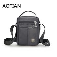 Tote-Bag Messenger-Bags Sacoche Nylon Handtassen Waterproof High-Quality Weekend Homme