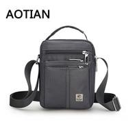 High Quality Nylon Messenger Bags Waterproof Shoulder Bags Tote Bag Weekend Travel Bag Sacoche Homme Handtassen