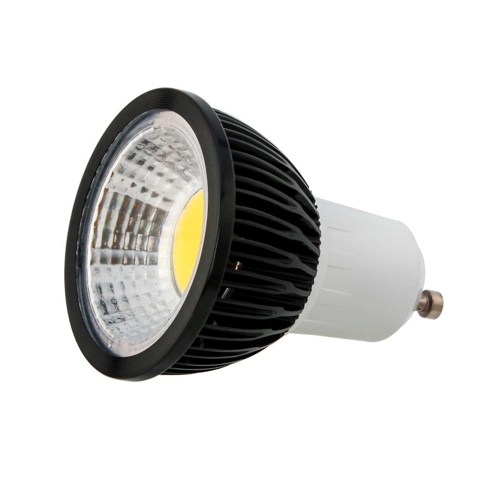 10pcs/lot Lampada De LED Lamp GU10 Bombillas Led Bulbs GU 10 220V 2835 Ampoule LED Spotlight Candle Luz Lamparas Lampadas Lights