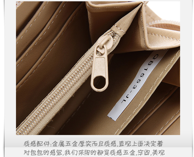 Carteira Feminina Hot Sale Zipper Women Phone Cases Carteras free Shipping 2014 New Winter Hand Printed Long Wallet Card Pack