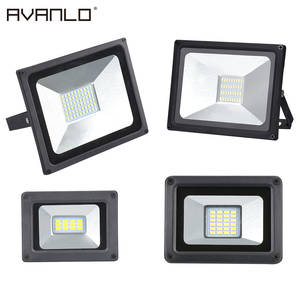 30 W 20 W 10 W Outdoor 220 V Flood Light Led Spotlight Ultra Thin Led Flood Light