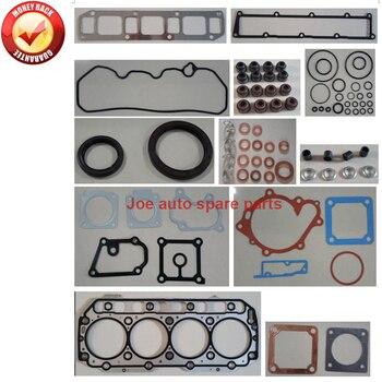 Engine Full gasket set kit for Yanmar  engine: S4D106 4TNV106