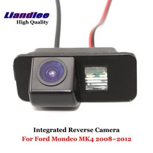 Liandlee Car Rear View font b Camera b font For Ford For Mondeo MK4 2008 2012