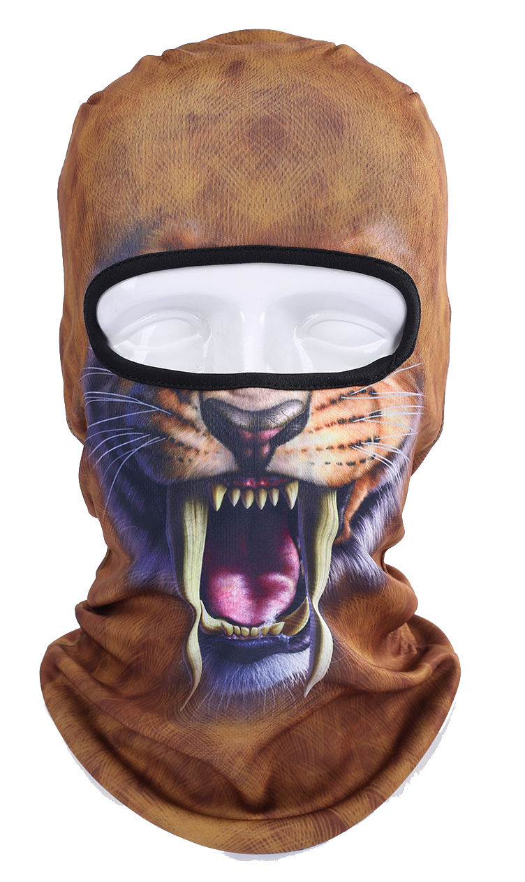 2017 spring 3D Animal cs go gorros Women Hat female Motorcycle watch dogs Mask Balaclava Hooded Cap Ski deadpool Masks halloween silicone masks female with breast beauty woman mask latex mask crossdress female crossdresser mask d cup