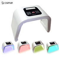 Portable PDT LED photon light Therapy 4 Colors Led Face Mask Light Phototherapy Lamp Machine For Acne Remover Skin Rejuvenation