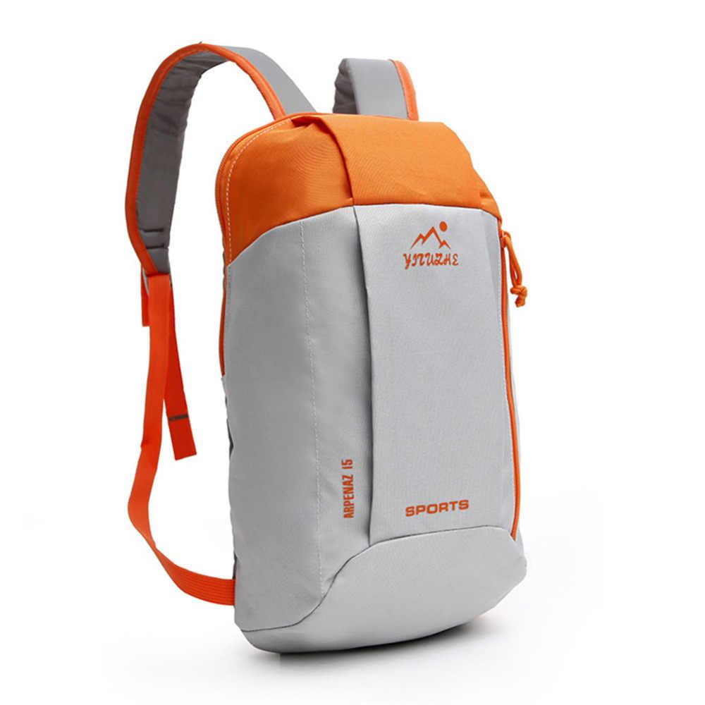 a6dc60675960 10L Waterproof Nylon Shoulder Bag Korean leisure travel hiking climbing  backpacks teenagers school bags urban daily