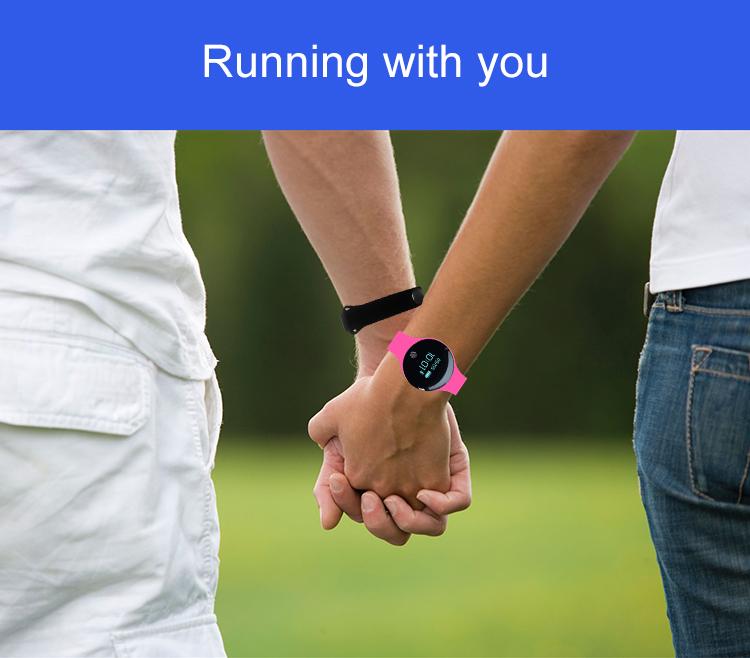 Montre intelligente pour Android IOS 10