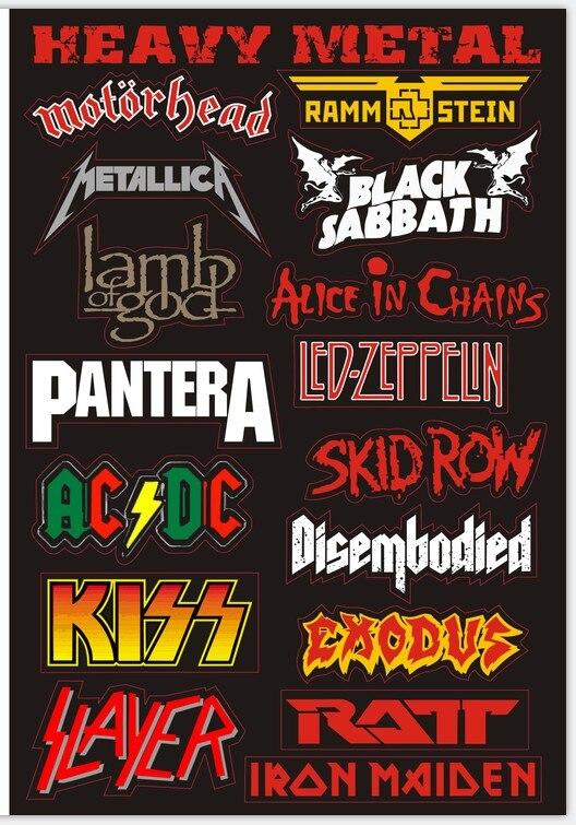 Rock theme