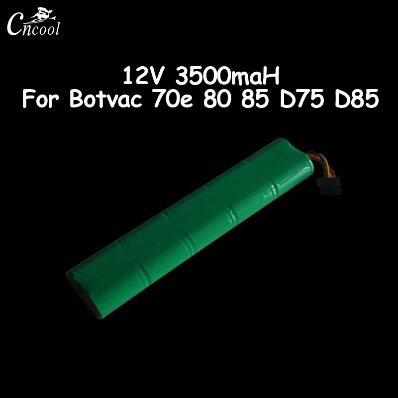 NI-MH 12V 3500mAh Replacement Battery for Neato Botvac 70e 75 80 85 D75 D8 D85 Robot Cleaner battery