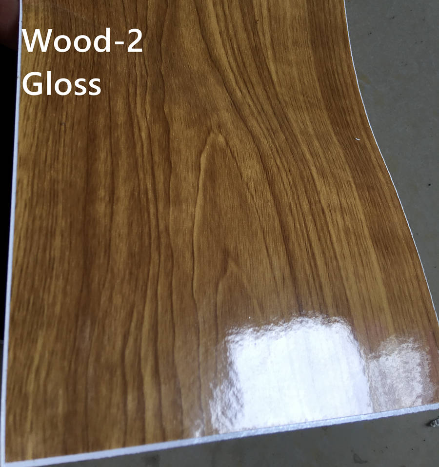 gloss wood grain wood texture car wrapping film exterior interior wrap 3m 1080 (4)