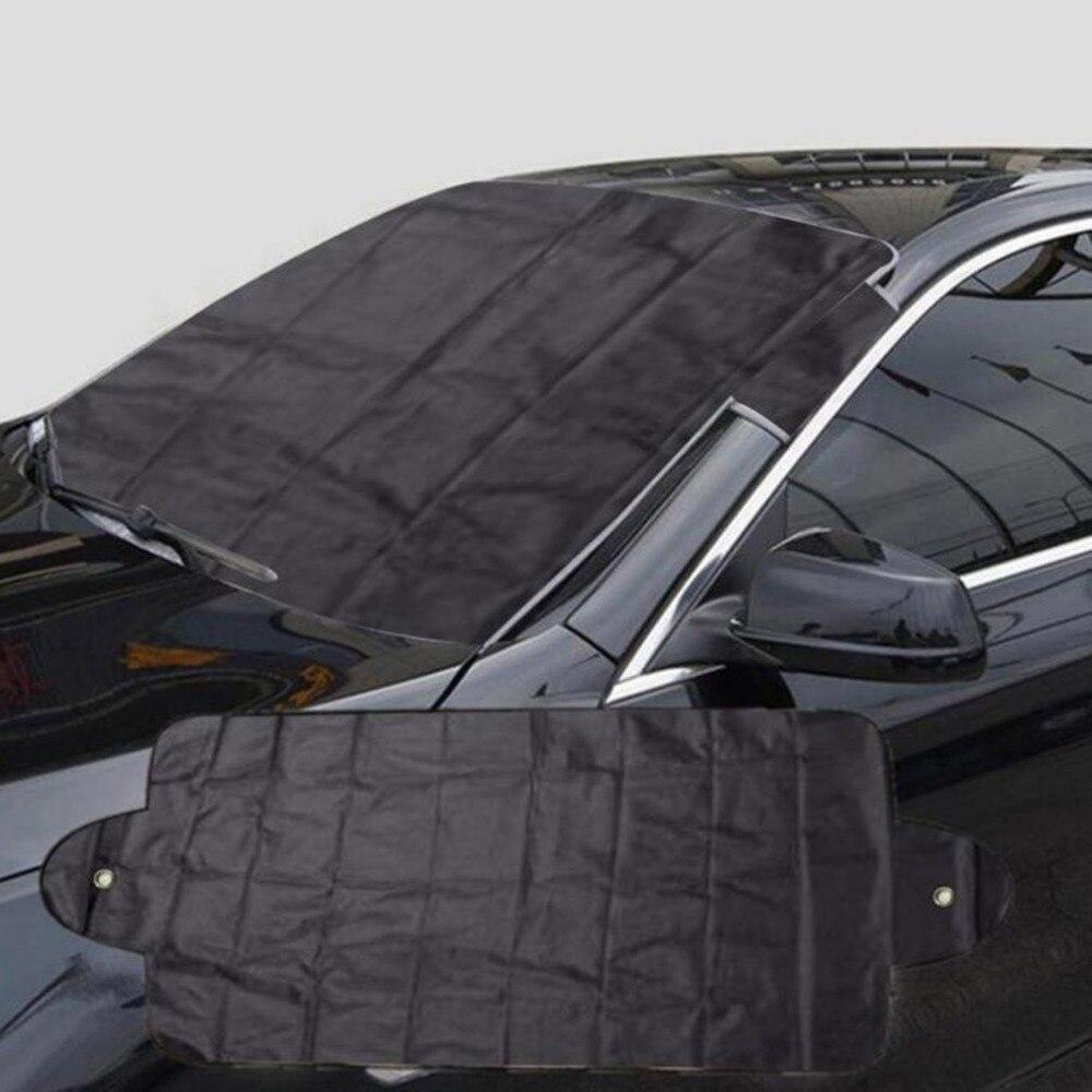 170*70 см защитные автомобильные Чехлы, защита от снега, мороза, защита от ультрафиолета, защита от пыли на лобовое стекло, защита от пыли, авто, переднее стекло, покрытие для экрана