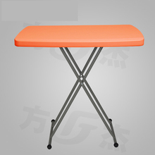 Foldable Computer Table Simple Folding table Height Adjustable Dining Study Desk Laptop Table Stand Tray For Sofa Bed Black
