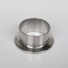 1.5''-6'' Sanitary 304 Stainless Steel Tri Clamp Clover Weld on Ferrule(China)