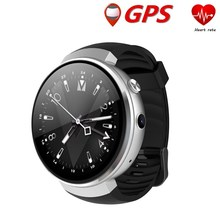 smartwatch z28 4G MTK6737 1.39inch wearable device reloj intelligent Heart Rate 1GB + 16GB Memory with Camera GPS WIFI PK LEM7