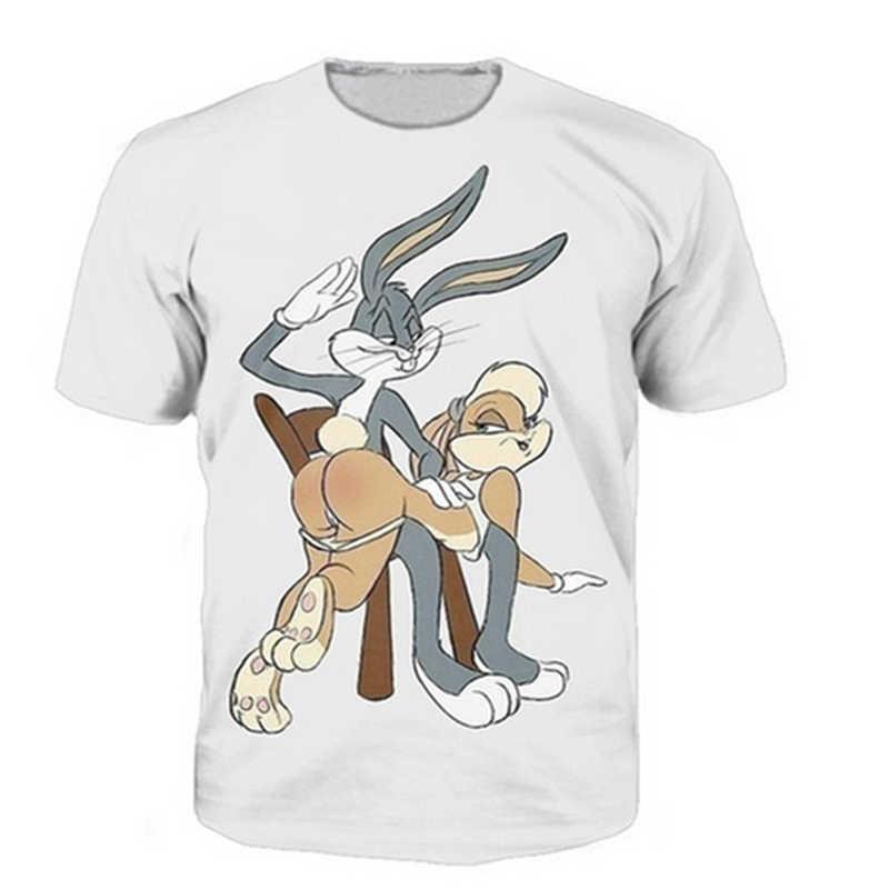 Облачный стиль, долина ранчо, шлюха, Мужская футболка АСА Акира, 3d принт, футболка унисекс, для женщин и мужчин, повседневный летний стиль, футболки размера плюс, 5XL
