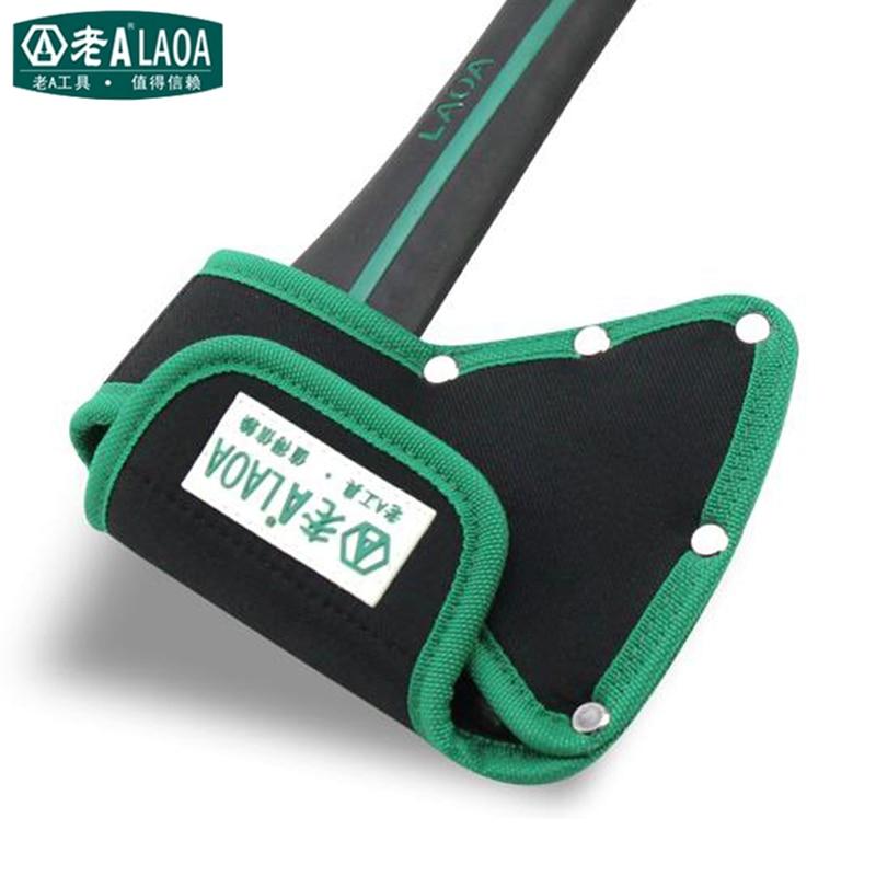 """""""LAOA"""" aukštos kokybės kirvio juosmens krepšys, kurio dydis - Įrankių laikymas - Nuotrauka 4"""