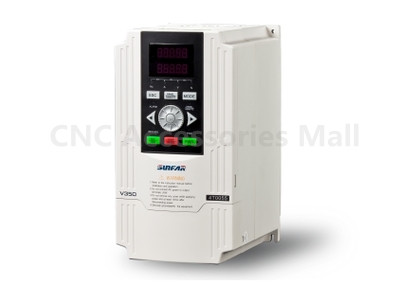 Original SUNFAR Closed loop VFD Inverter V350-2S0022 AC220V 2.2kw Frequency Inverter 1000HZ V350 Inverter