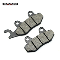 Motorcycle Front Brake Pads For KAWASAKI KLR 650 08 17 KLX 250S KLX 125 D Tracker