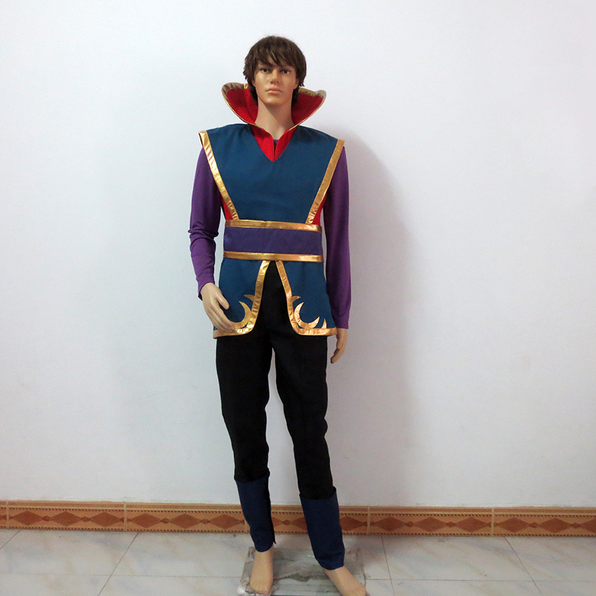 LOL Khada Jhin The Virtuoso Christmas Party Halloween Uniform Outfit Cosplay Costume Customize Any Size