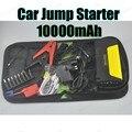 Бесплатная доставка желтый цвет руля Автомобиля power bank скачок стартер 10000 мАч многофункциональный Стартер Поддержка 12 В автомобили с 2 USB