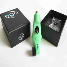 Green New Style BEZ LITTLE EGO V2 Rotary Tattoo Machine Lightweight Permanent Makeup Tattoo Machine Shader Liner Free Shipping
