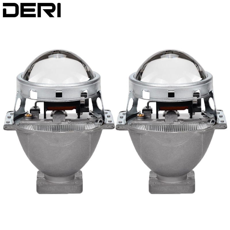 3.0 inch HID Bi Xenon Projector Lens Headlight Retrofit Lenses Q5 Kit For D1S D2S D2H D3S D4S Bulbs Car Styling Headlamp
