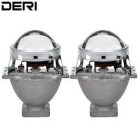 3.0 inch HID Bi Xenon Projector Lens Headlight Retrofit Lenses Q5 Kit For D1S D2S D2H D3S D4S Bulbs Car Styling Headlamp
