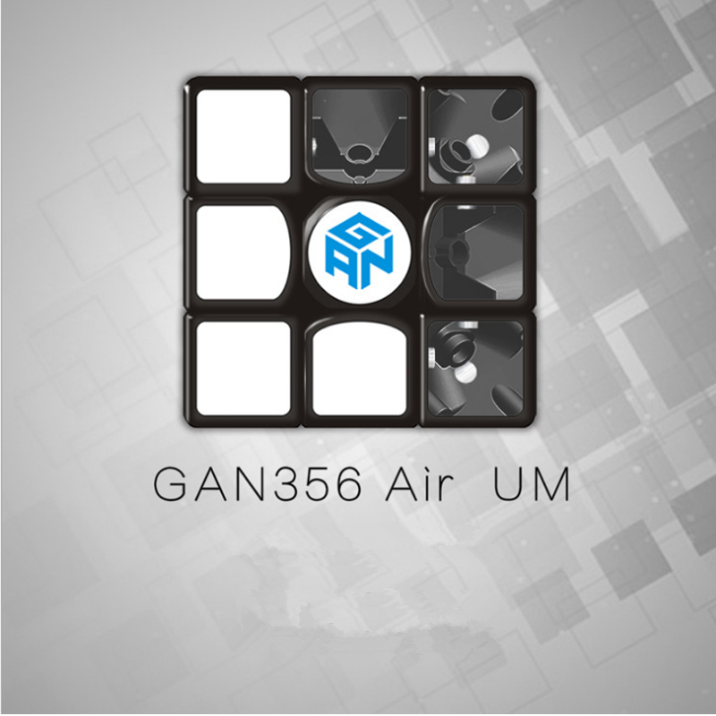 Gan 365 Air UM 3x3x3 Speed Cube Christmas Gifts GAN AIR UM Magnetic 3x3x3 Puzzle Speed Cube Educational Toys For Children Kids цена