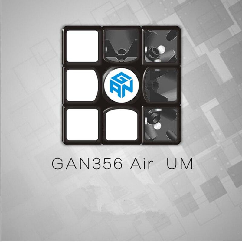 Gan 365 Air UM 3x3x3 Cube de vitesse cadeaux de noël GAN AIR UM magnétique 3x3x3 Puzzle Speed Cube jouets éducatifs pour enfants enfants
