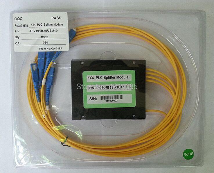 3,0 mm 1x4 ABS kasti moodulitüüp SC / PC-pistik Kiudoptiline - Sideseadmed - Foto 5