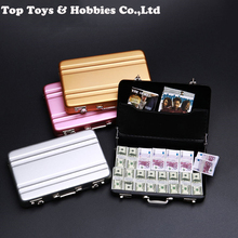 цена на 1/6 scale Action figure Scene accessories 1/6th cash box Model cash model for 12 inches action figure doll