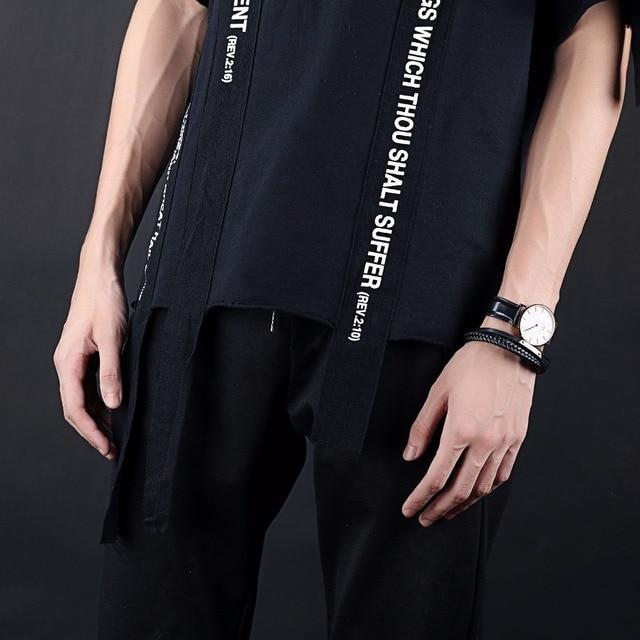 Купить лидер продаж мужские браслеты ювелирные изделия трехслойные
