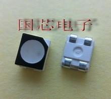 CREE PLCC4 3   IN   1 SMD LED สี LED 3528 1210 RGB CLV1L FKB กลางแจ้ง   สีหน้าจอวิดีโอ