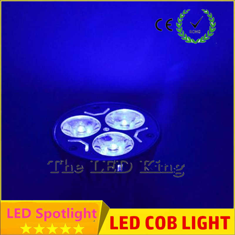 2019 nouvelle ampoule led Lampada Led MR16 GU5.3 COB 9w 12w 15w Led spot chaud froid blanc rouge bleu vert MR16 12V lampe à led GU10 220V