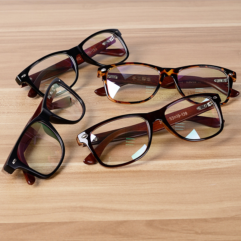 Hot Sale Korean Glasses Frame Clear Lens Optical Frames Vintage ...