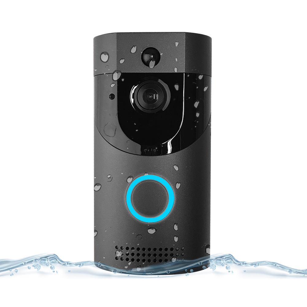 Home Use Visitor Doorbell WIFI App Control Video Door Phone House Intercom System PIR Function IP68 Waterproof