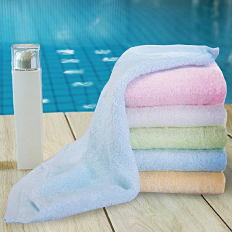 1Pcs Baby Bath Towel New Born Feeding Kids Stuff For Newborns Accessories Microfiber Wipe Towel