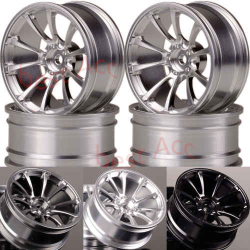 Traxxas AXIALE Tamiya WLTOYS 4P Aluminium Velg 1073 Voor RC 1/10 On-Road Drift