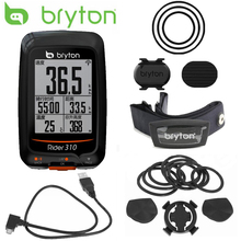 Bryton Rider 310 Enabled Waterproof GPS Bike bicycle computer speedometer 2018 NEW