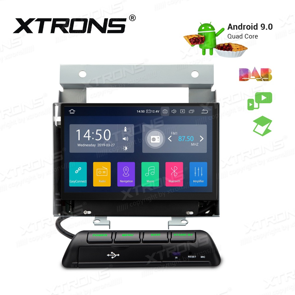 """Clearance 7"""" Android 9.0  Car Multimedia Navigation GPS radio for Land Rover Freelander 2 2006 2007 2008 2009 2010 2012 2013 2014 (L359) 1"""