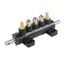 타이어 해체 기계 타이어 체인저 기계 액세서리 수직 샤프트 핸들 2 홀 밸브 스위치 핸들 밸브 공기 밸브