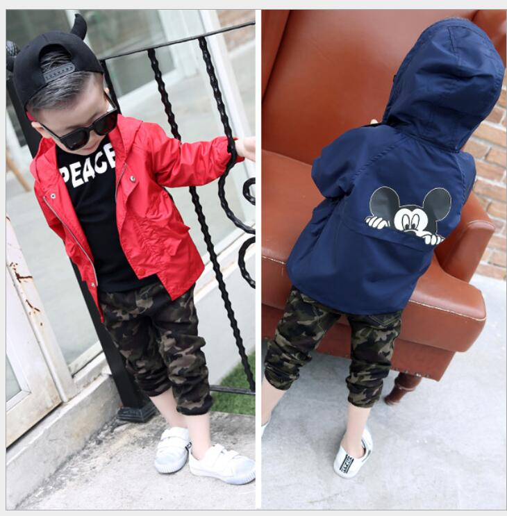 2016 Korean version of the trend of children in the new autumn and winter children's Mickey coat plus cotton section in situ detection of dna damage methods and protocols