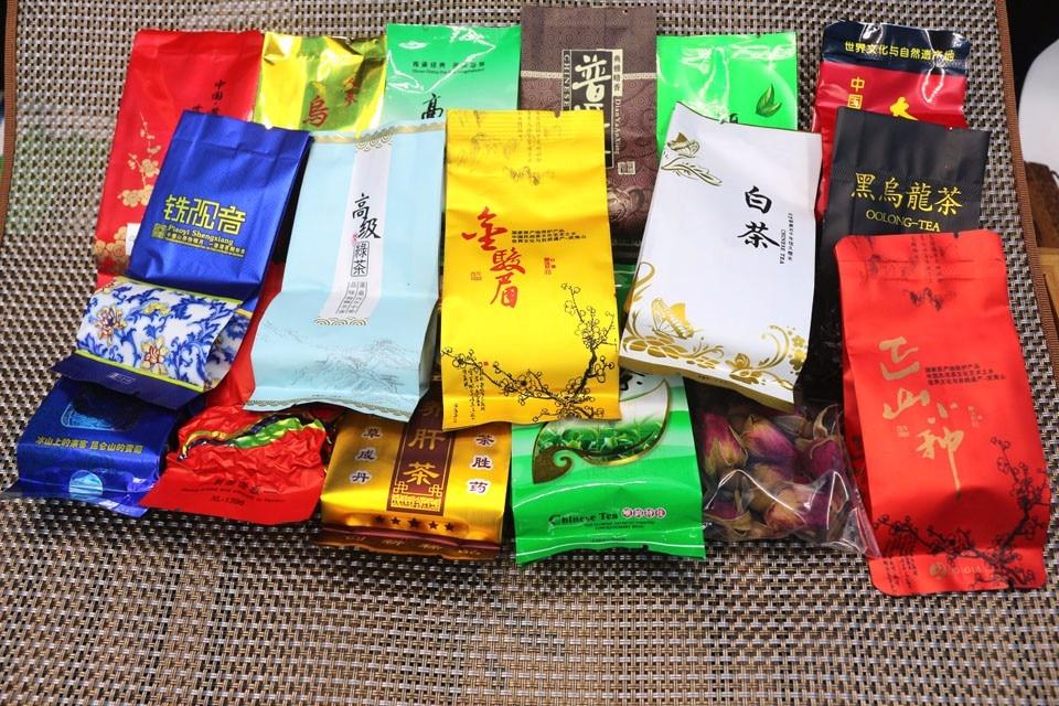 Китайский Чай Пуъэр фото