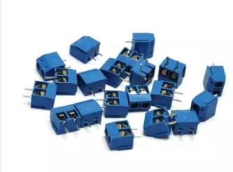 5.08-301-2P 301-2P 2 Pin Screw Terminal Block Connector 10pcs/lot 1