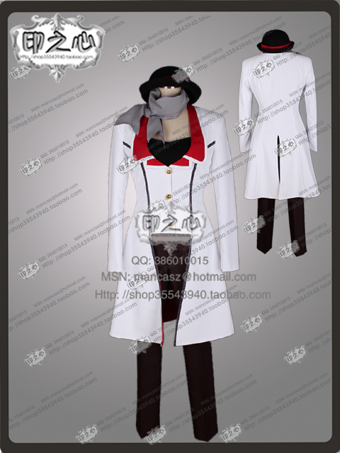 US $104 99 |RWBY Roman Torchwick Cosplay Costume-in Anime Costumes from  Novelty & Special Use on Aliexpress com | Alibaba Group