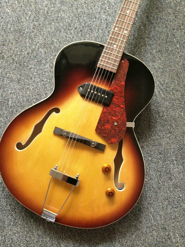 Livraison gratuite new Le montant de multivalent excellente guitare jazz guitare L5 guitare Électrique Guitare